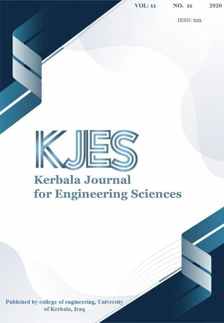 Kerbala Journal for Engineering Science